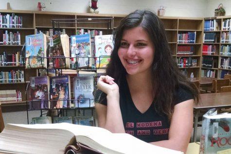 The Valiant Valedictorian; Ms. Celia Janes
