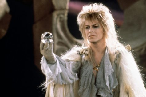 The Goblin King is one of the many characters portrayed by Remy.