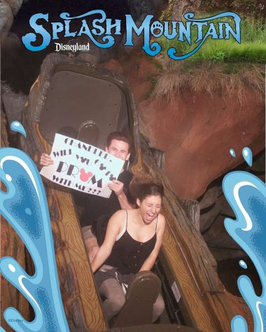The Most Magical Promposal Ever?