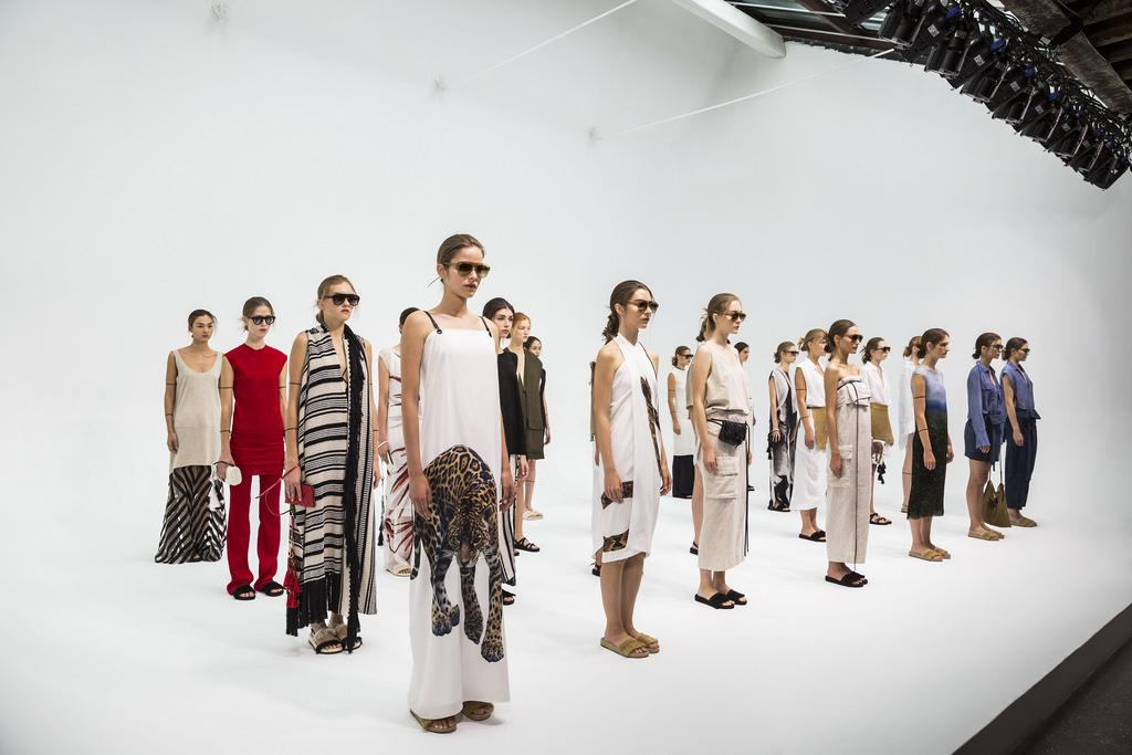 OSKLEN Spring/Summer 2015 Collection at NYFW