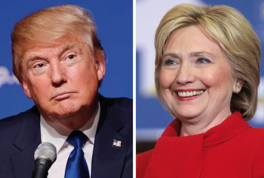 Donald+Trump%2C+Republican+candidate+and+Hillary+Clinton%2C+Democratic+candidate