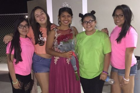 Homecoming Queen, Abi Perez