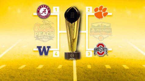 College Football Playoffs 2016
