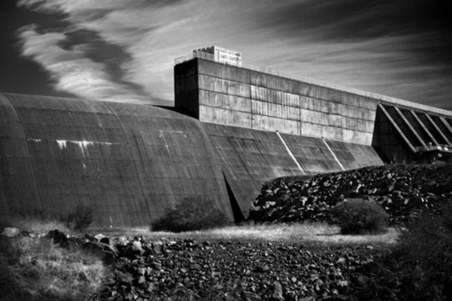 Oroville+Dam+