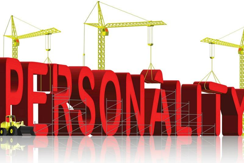 An exaggeration of how personalities develop (Photo via Flickr.com under the Creative Commons License).