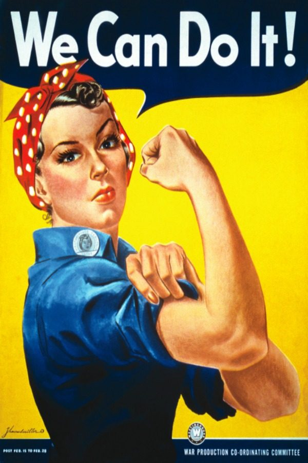 Women's History Month celebrates the achievements of women across the nation.