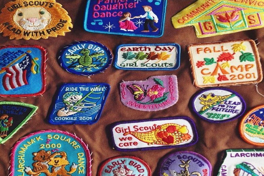 Girl+Scouts+Patches