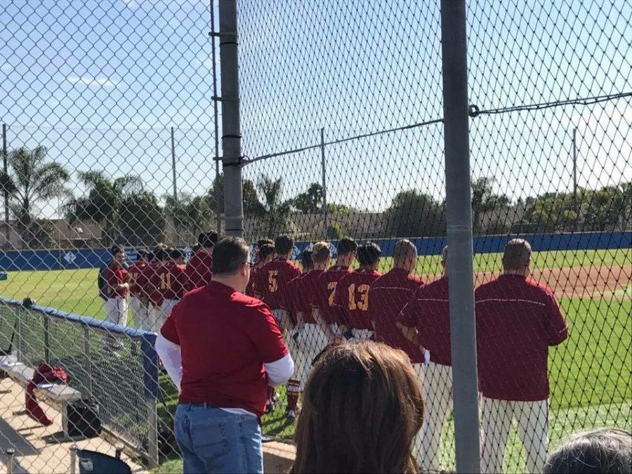 El Modena Baseball Is In Full Swing