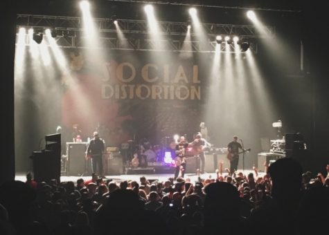 Social Distortion at Fox Theatre Pomona