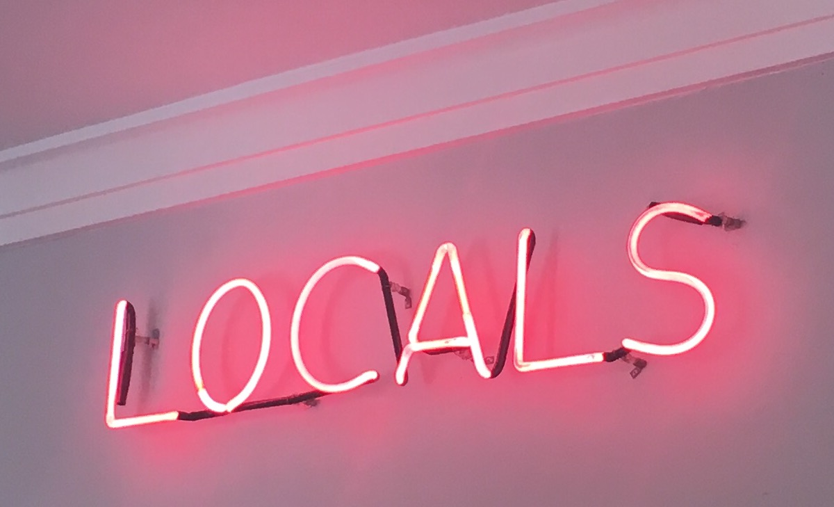 A+neon+sign+found+within+These+Days+Gallery+in+Downtown+Los+Angeles.