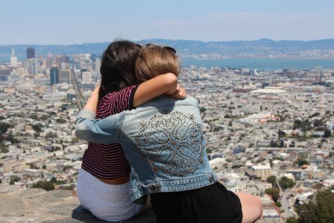 My first visit to San Francisco was on a road trip with my best friend and her dad freshman year and I fell in love with the city.