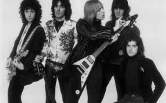 Tom Petty and the Heartbreakers circa 1977.