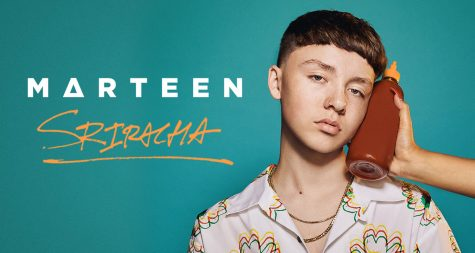 "Marteen is heating up with his new single, ""Sriracha"""