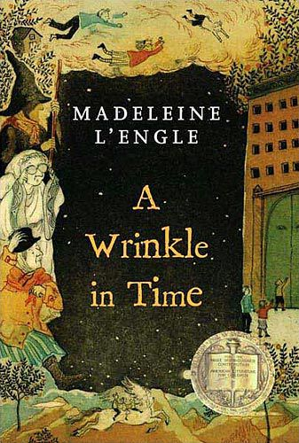 The front cover of L'Engle's novel