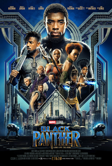 Marvel Studios Presents: Black Panther