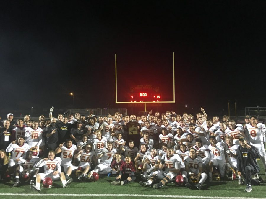 El+Modena+defeats+Don+Lugo+for+the+CIF+Championship+35-7.+