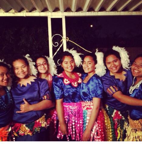 A Polynesian Thanksgiving