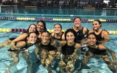 Hit the Water with Girls Water Polo