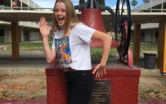 Spring Track Captain Interview- Gwen Wodark
