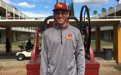 Spring Captain Baseball Interview- AJ Esperanza
