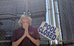 Aquatics Prays for a Pool