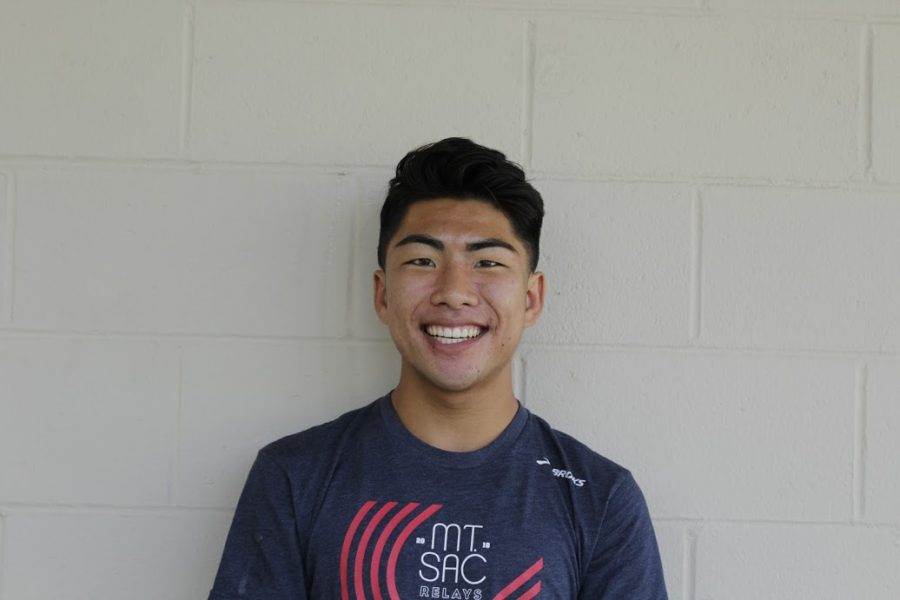 Cross Country Captain: Phillip Nguyen