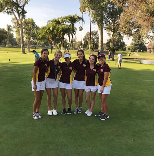 Girls Golf Strikes Again