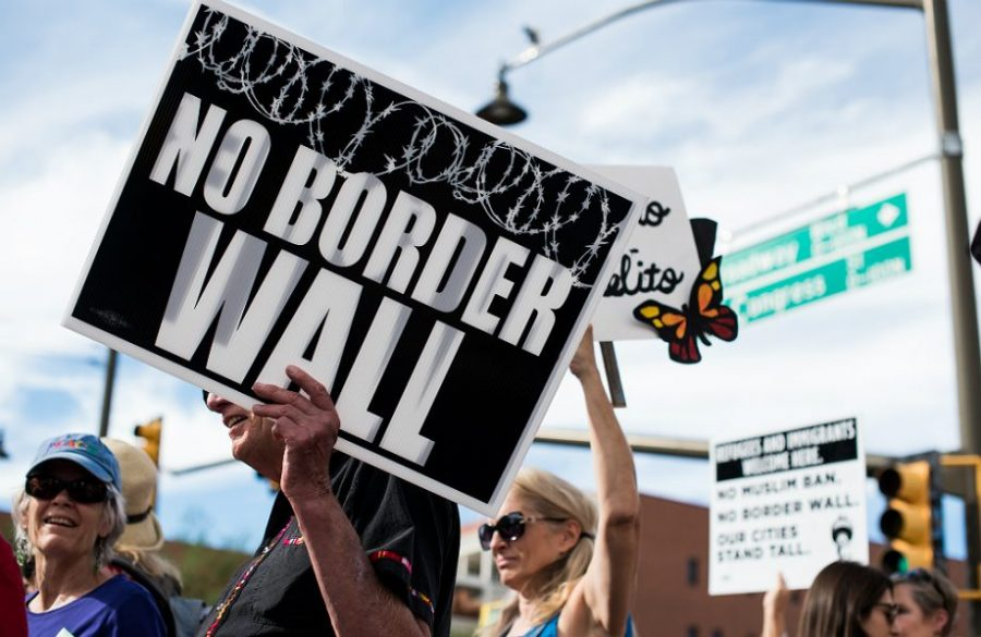 Against the Border Wall