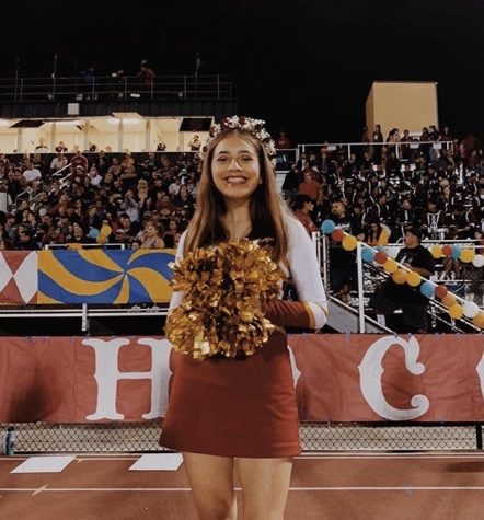 Winter Formal Interview with Isabella Perez