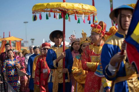 Lunar New Year at the Tet Festival