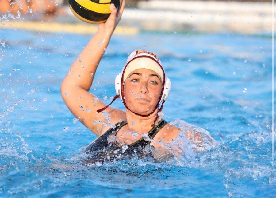 Annaliese Ryan: El Mo's Water Polo Standout