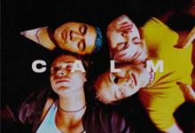 The album cover of 5SOS's 4th record, CALM