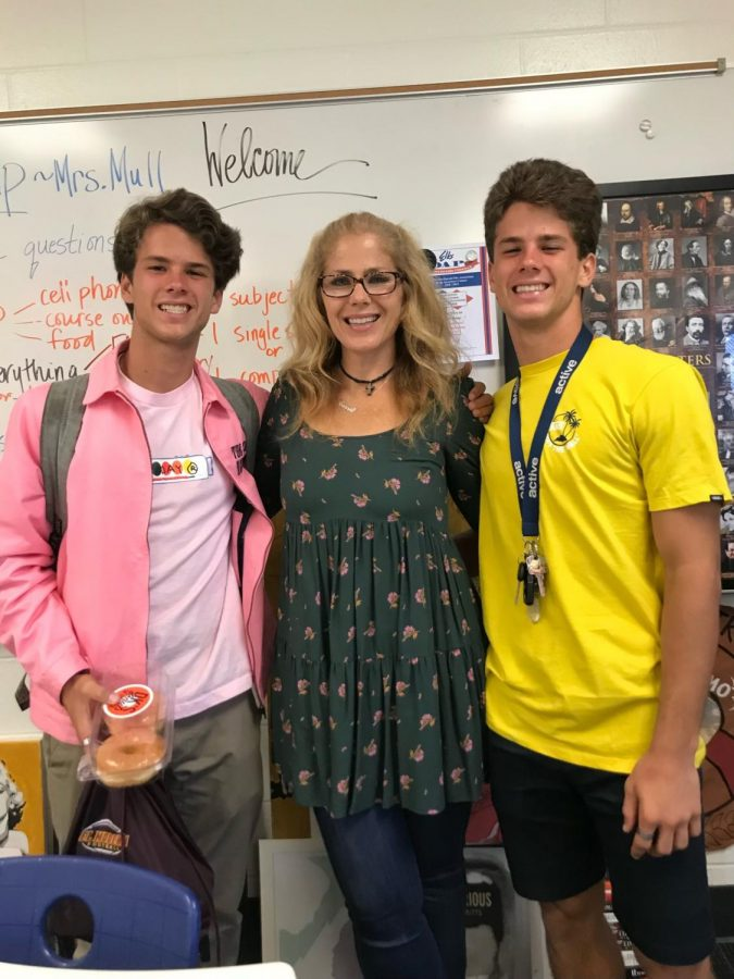 Extra Extra, Read all about it, Mrs.Mull becomes El Modena's Journalism advisor!