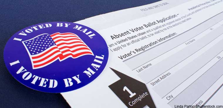 Democracy through Mail-In Voting