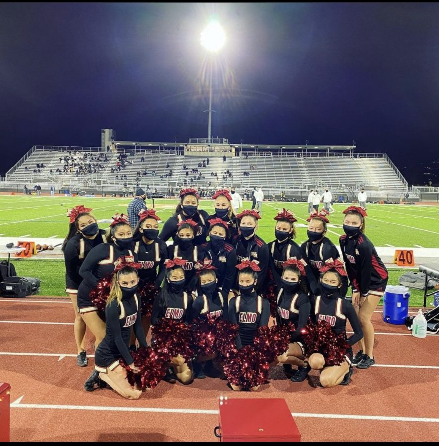 El Modena Cheer and Pom: The Spirit of America