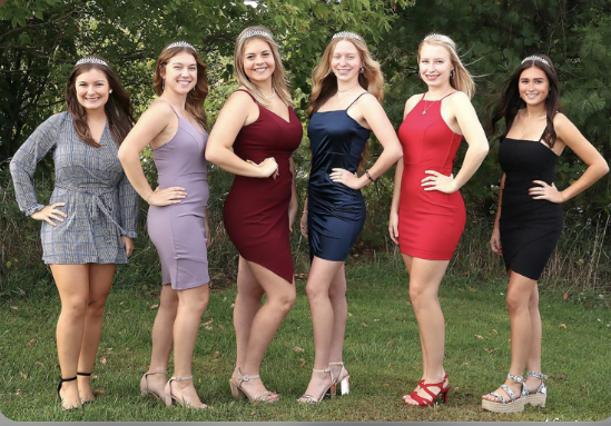 The Homecoming style